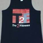 T2F Tank Top (black)