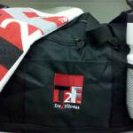 T2F Gym Bag (w/towel & water bottle)
