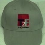 T2F Ball Cap (Grey)